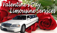 Valentine's Day Limo Package