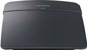 Linksys N300 Wi-Fi Wireless Router (E900)