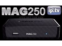 BRAND *NEW / SEALED* HD MAG 250 PURE IPTV RECEIVER** - £50 - OPENBOX