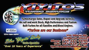 Yiyito's Turbo Services