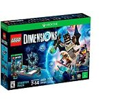 Lego Dimensions Xbox One (Including extra packs)
