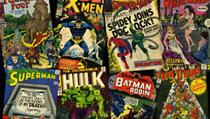 BUYING OLD AND NEW COMICS COMIC BOOKS