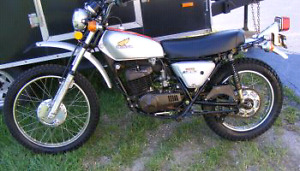 Looking for a parts bike or parts for this bike, 1972 hondamt250