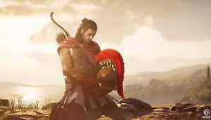 Buying Assassin Creed Odyssey ps4 $$$