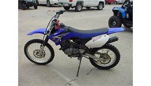 2014 Yamaha ttr 125cc with electric start