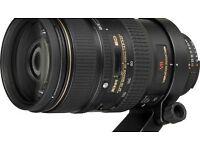 Nikon Af-s 80-400 VR