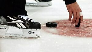 Hockey Referee Available For Assignments