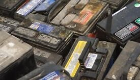 Scrap alloys and battery's wanted