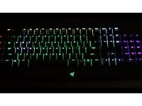 Razer Blackwidow Chroma ( NEW )