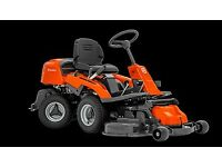 R213C HUSQVARNA OUT FRONT RIDER MOWER MINT CONDITION FULLY SERVICED