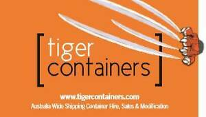 Tiger Containers Tempe Marrickville Area Preview