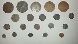 Vintage and Ancient Coin Lot