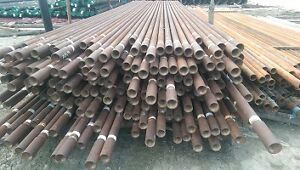 Used Tubing/Oilfield Pipe and Sucker Rods