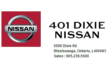 401 Dixie Nissan Limited