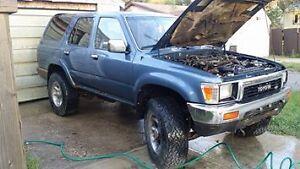 1991 Toyota 4Runner SUV, Crossover