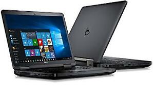 -Dell Latitude E5440  2.50GHz 4GB HHD SSD120Go win7
