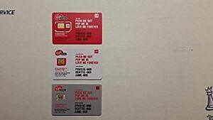 Selling Brand New Virgin Nano-Micro-Large 4G/LTE Sim Cards
