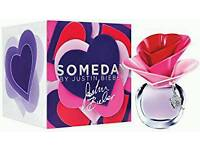 Justin Bieber Someday Perfume 100ML