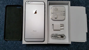 IPHONE 6 16GB GREY BELL\VIRGIN (BRAND NEW COUPLE OF MONTHS OLD)