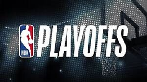 2019 Raptors Playoffs (Section 323 & 321) 2 or 4 Tickets