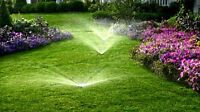 $30 Professional Sprinkler Blow Out Service / Irrigation Blowout
