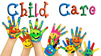 Child care available