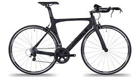 Ribble Aero TT Bike - Matte Black (Medium)