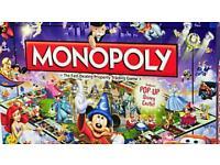 Disney theme park edition monopoly
