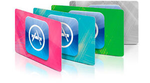 Wanted: iTunes/appStore gift cards - I am buying at 60% of retai Kitchener / Waterloo Kitchener Area image 1