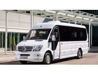 Mini-Bus Driver (Bus/Coach PCV Driver) For Day Tours: Full-Time, Permanent. D or D1 Licence needed.
