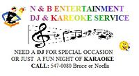 dj or karaoke nights
