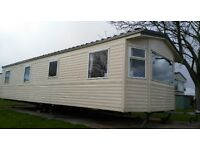 Cheap 3 bed room static caravan for sale 2008 inc fees and insurance for only 19,995