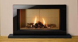 Modern Fireplace as good as new
