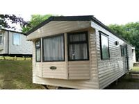 static caravan for sale cheap in Devon 2009 modle £3,000 deposit and 84 monthly payments of £262 pcm