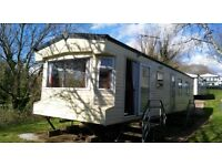 pre loved static caravan for sale on Devon Bay holidaypark in Paignton Torbay area close to beach