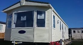 Static Caravan Holiday Home - Brilliant discounts availavle on a 5* Park