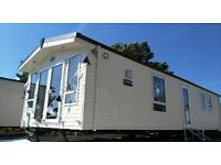 Beautiful Static caravan for sale on Devon Bay park . Pet friendly 11 month site close to the beach