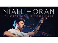 Niall Horan x 2 Tickets Motorpoint Arena Cardiff, Sat 24 Mar 2018, 18:30