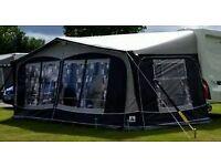 Dorema Garda XL270 Caravan Awning - Excellent Condition