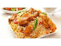 DANISH DUM BIRYANI and KEBAB ( Catering Asian food for parties and special occasion)