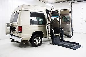 used high top handicap vans for sale