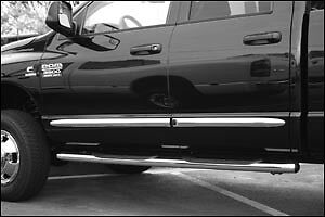 Dodge-Ram-Dakota-Quad-Cab-Mopar-Chrome-Door-Moldings