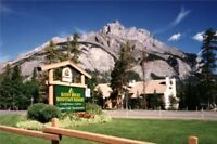 Rent Our Week at Banff Rocky Mountain Resort April 26- May 3/15.