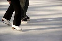 Cours de patinage