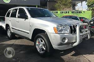 2007 JEEP GRAND CHEROKEE Coorparoo Brisbane South East Preview