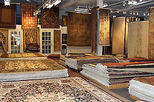 Area rugs: up to 75% off area rugs at Caspian Rugs Centre!