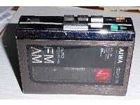 Vintage AIWA Radio/Cassette player
