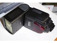 Sigma Flashgun for Canon