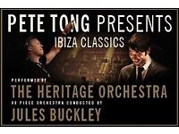 Pete Tong Presents Ibiza Classic STANDING @ The Hydro