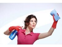 Need sparkling clean house?